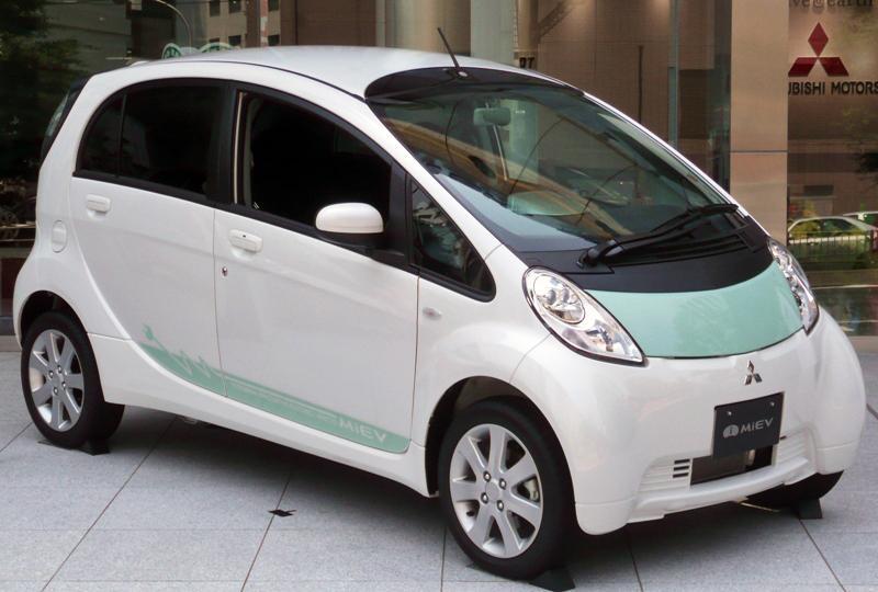 Хэтчбек i-MiEV был первым в мире электромобилем, выпускаемым для широкого рынка \ Википедия