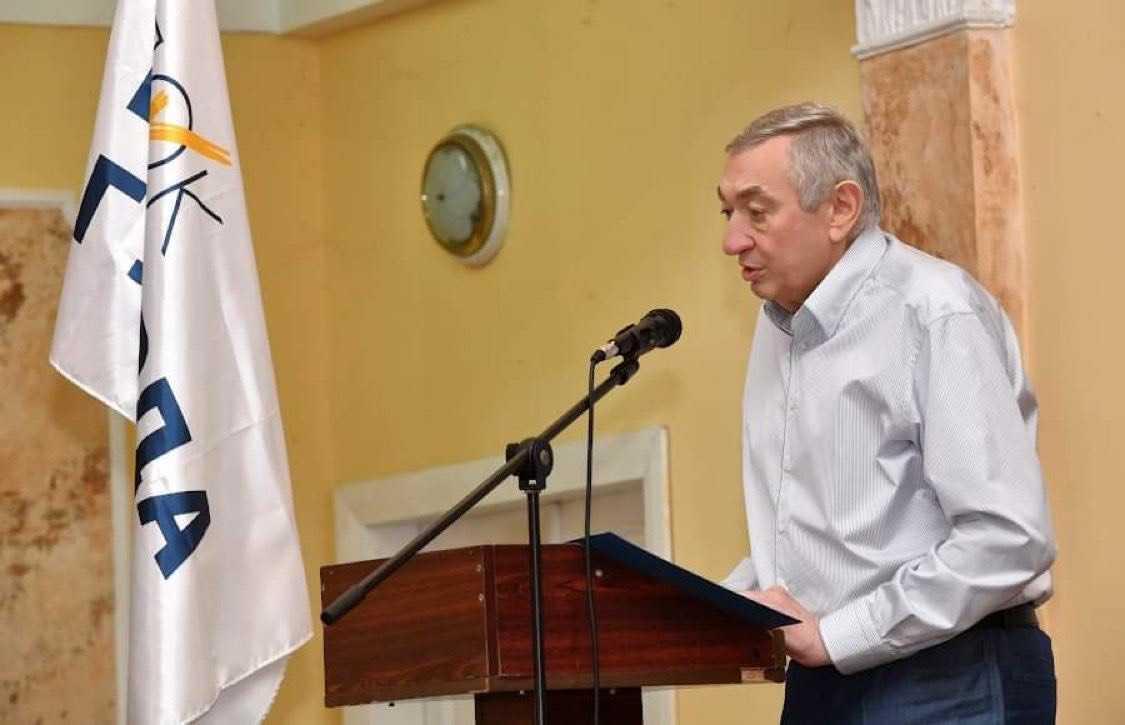 Главной задачей лидер партии обозначил победу на выборах и декриминализацию местной власти