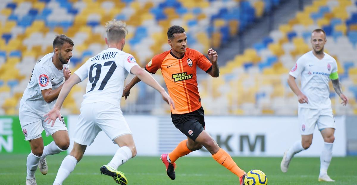 Минулий матч команд у червні завершився без голів / фото ФК Шахтар