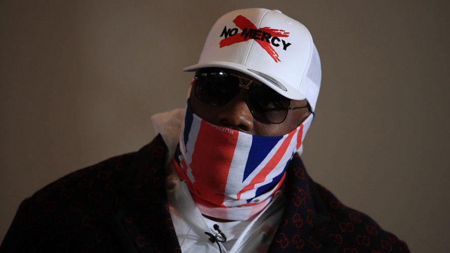 Чісора активно готується до бою з українцем/ фото boxingscene.com