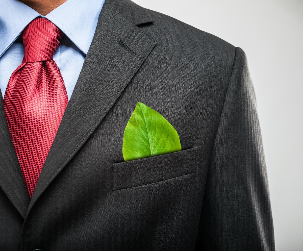 Манипуляции и хайп отвлекают внимание общества от реальной проблематики защиты окружающей среды / фото ua.depositphotos.com