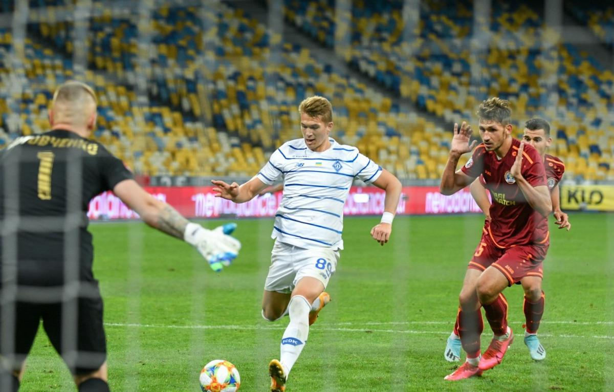Динамо обыграло Львов / фото facebook.com/fcdynamoua