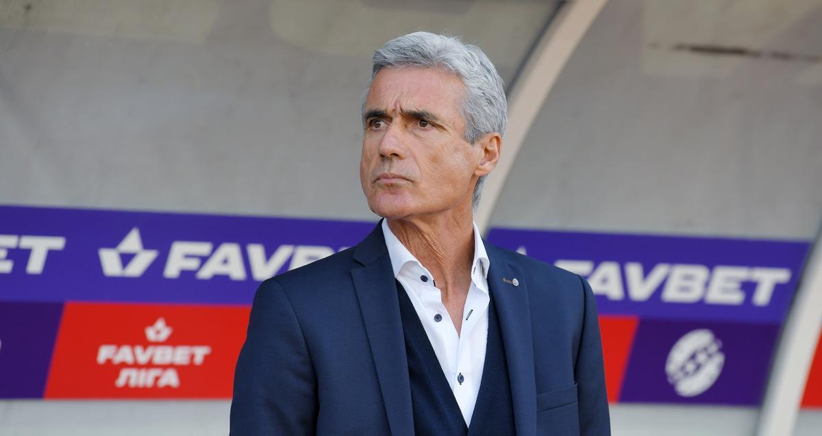 Луиш Каштру отметил, что у Динамо было психологическое преимущество / фото ФК Шахтер