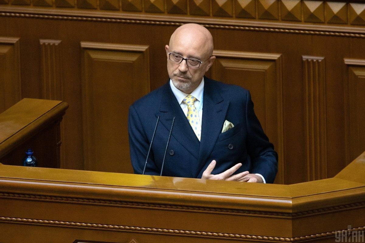 При этом Резников отметил, что смогли проголосовать переселенцы / фото УНИАН, Александр Кузьмин