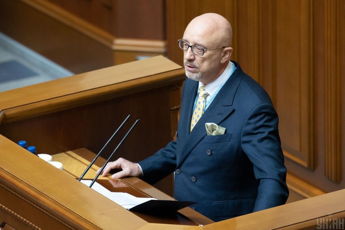 Oleksiy Reznikov / Photo from UNIAN, by Olekksandr Kuzmin