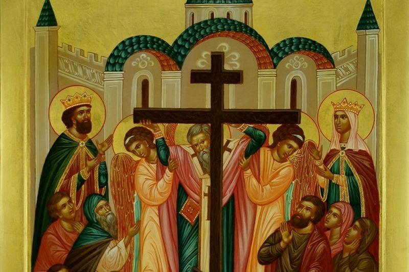 Церква сьогодні святкує Воздвиження Хреста Господнього / фото kapelanstvo.info
