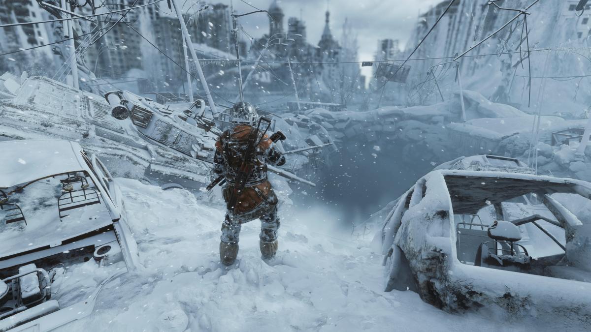 Metro Exodus получила скидку в 60% /фото 4A Games