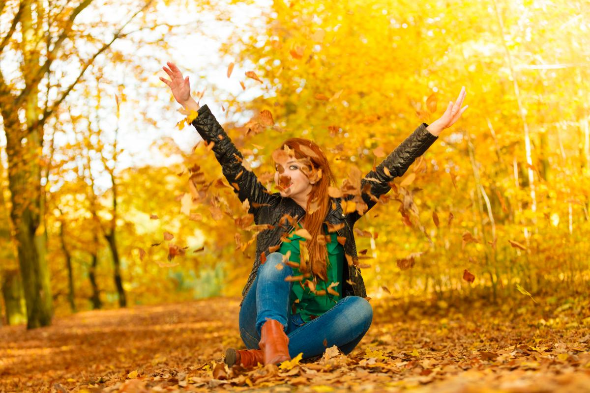Привітання з днем осіннього рівнодення / фото ua.depositphotos.com
