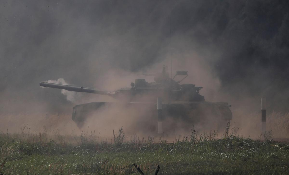 Russia's Caucasus 2020 military drills will take place on September 21-26 / REUTERS