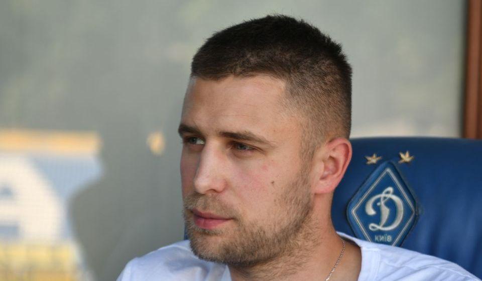 Артем Кравець хоче отримувати ігрову практику перед Євро-2020 / фото Динамо Київ