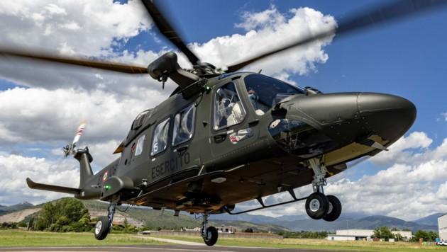 Дванадцять вертольотів будуть використовуватися для різних завдань / Фото Krone.at
