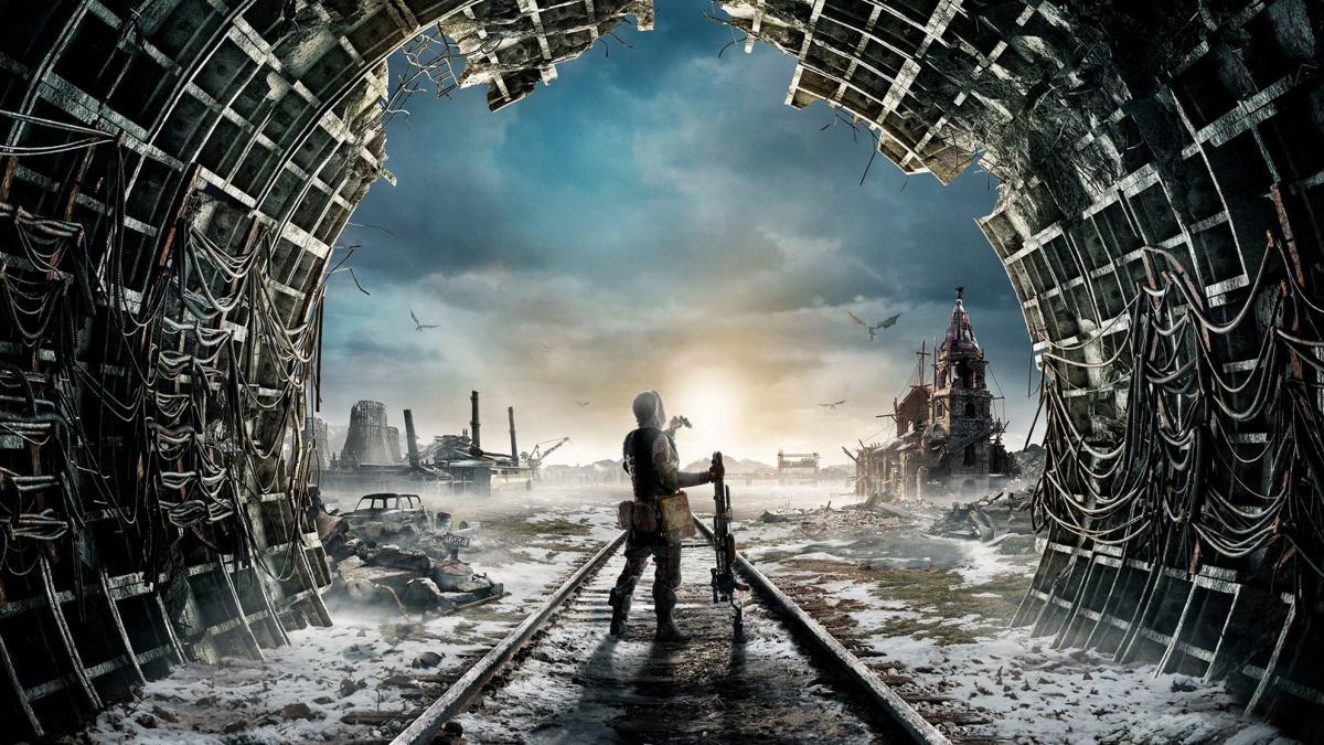 Metro Exodus – одна з небагатьох ігор, що отримали українську локалізацію/ фото microsoft.com