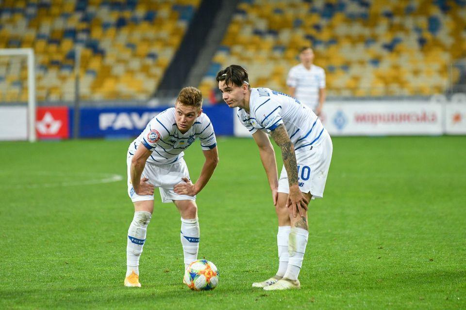 Динамо - аутсайдер виїзного матчу / фото Динамо Київ