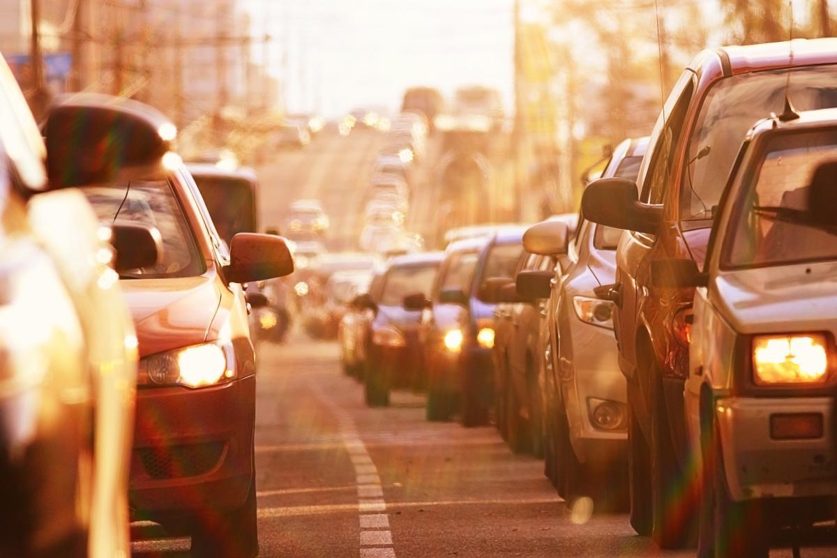 Ситуація на дорогах Києві 22 вересня / фото ua.depositphotos.com