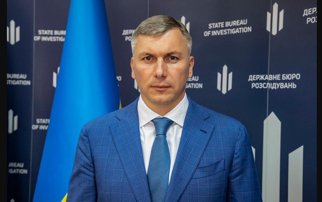 Олексій Сухачов став в.о. директора ДБР / фото dbr.gov.ua