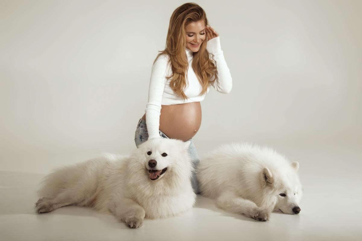 Два роки тому співачка народила сина , якого назвала Мартіном / прес-служба Міші Романової