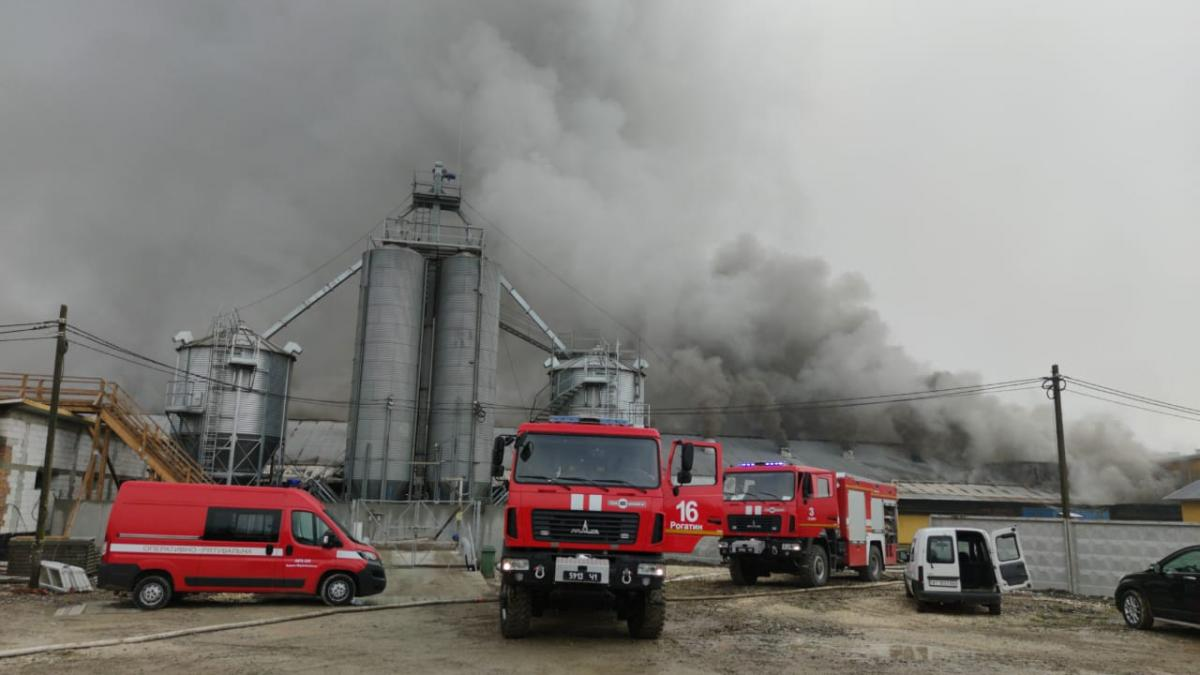 Минулого тижня в Україні внаслідок пожеж загинули 18 осіб / фото ДСНС