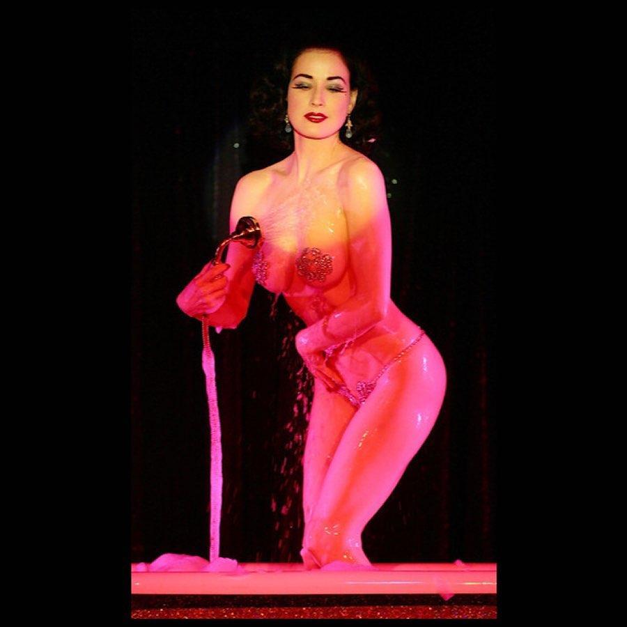 Танцовщица показала фото / instagram.com/ditavonteese