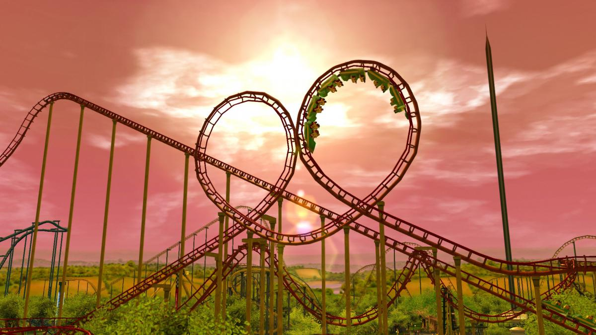 Покращене видання RollerCoaster 3 Tycoon можна забрати в EGS / фото store.steampowered.com