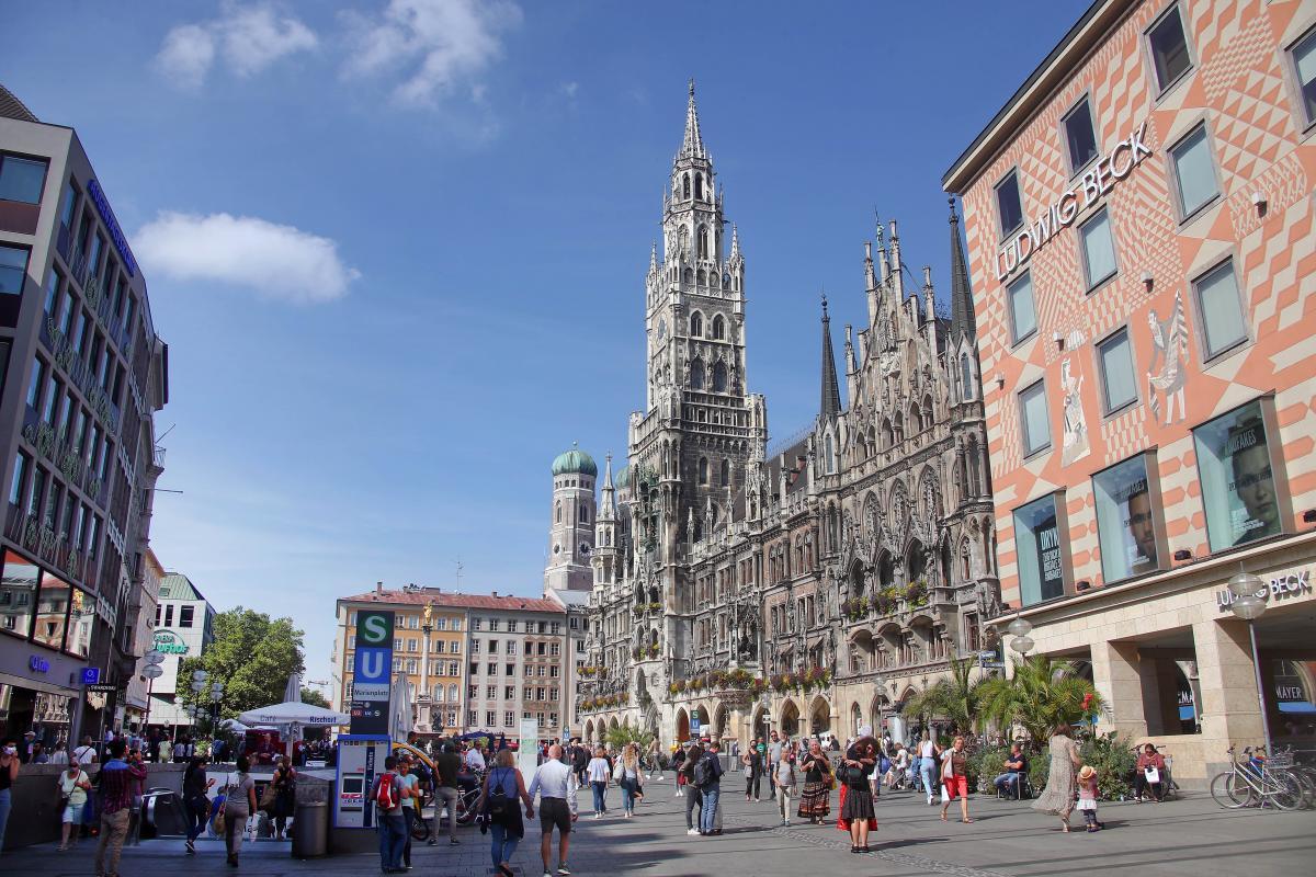 Мюнхен в этом году остался без Октоберфеста / фото REUTERS