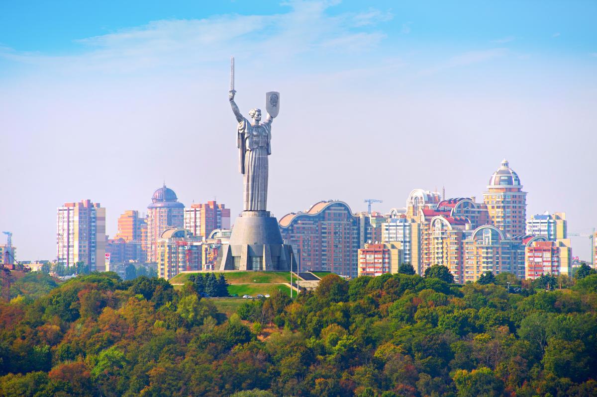 30 мая 2021 - День Киева / фото ua.depositphotos.com