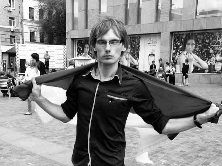 Погибший Александр Карасев не смог отбиться от нападавших из-за ДЦП / Фото facebook.com