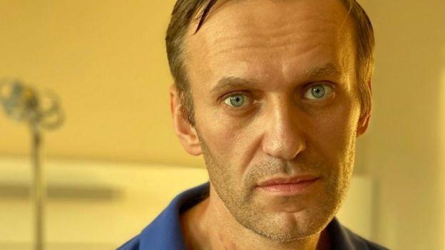 Навальный назвал виновника своего отравления / фото Навальний/instagram