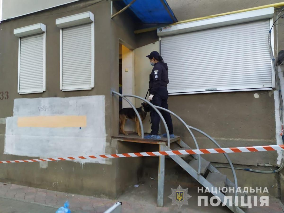 В Одессе убили работницу аптеки / фото Нацполиция