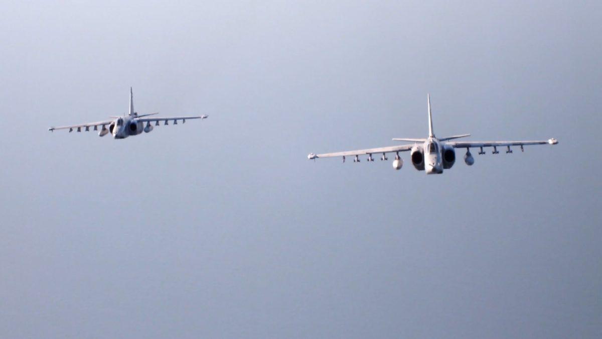 Учения продлятся до 25 сентября / фото Командования Воздушных сил ВСУ