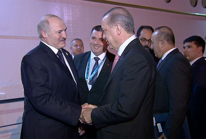 ЕС не способен эффективно принимать внешнеполитические решения, Эрдогана и Лукашенко это радует / фото president.gov.by