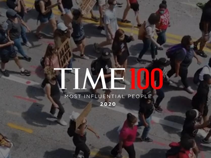 Time склав рейтинг найвпливовіших людей світу / скріншот