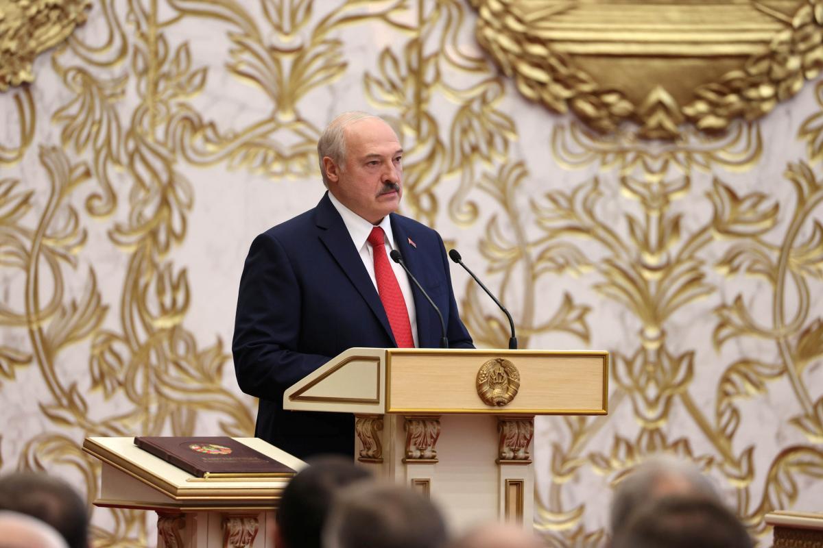 В Минске провели тайную инаугурацию Лукашенко / REUTERS