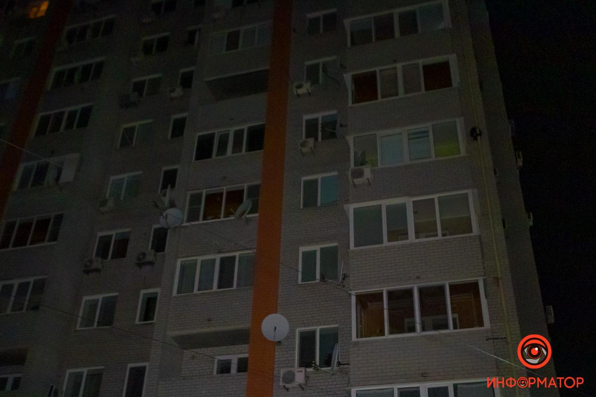 Піднявся і спустився хлопець самостійно / Інформатор Дніпро