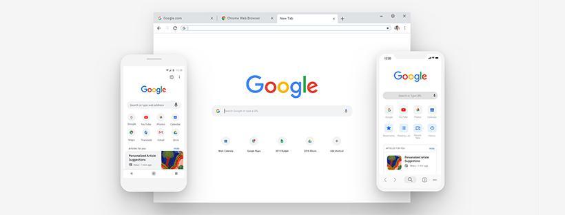 Chrome ждут большие изменения / Facebook, Google Chrome