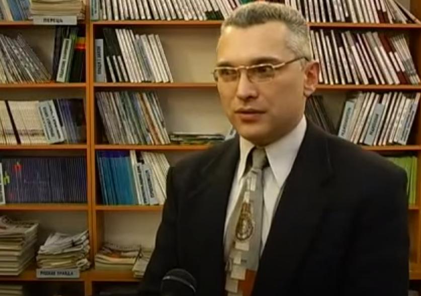 Ранее судимый Владислав Сергеев стал членом избирательной комиссии / скриншот с видео