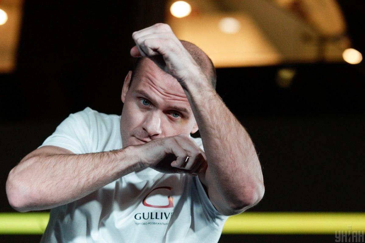 В'ячеслав Узєлков на профі-рингу здобув 30 перемог у 34 боях / фото УНІАН