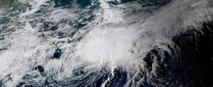 Тайфун принесет сильные дожди/ Фото watchers.news