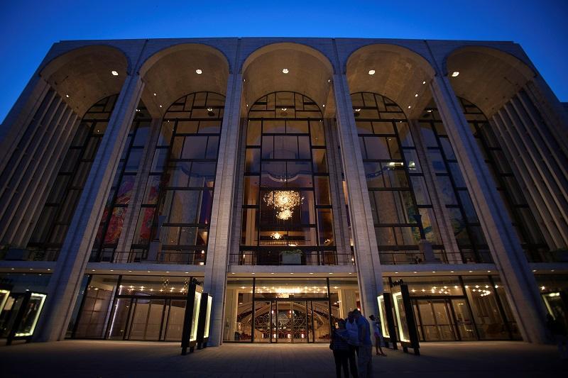 Метрополітен-опера не проводитиме новий сезон / фото REUTERS