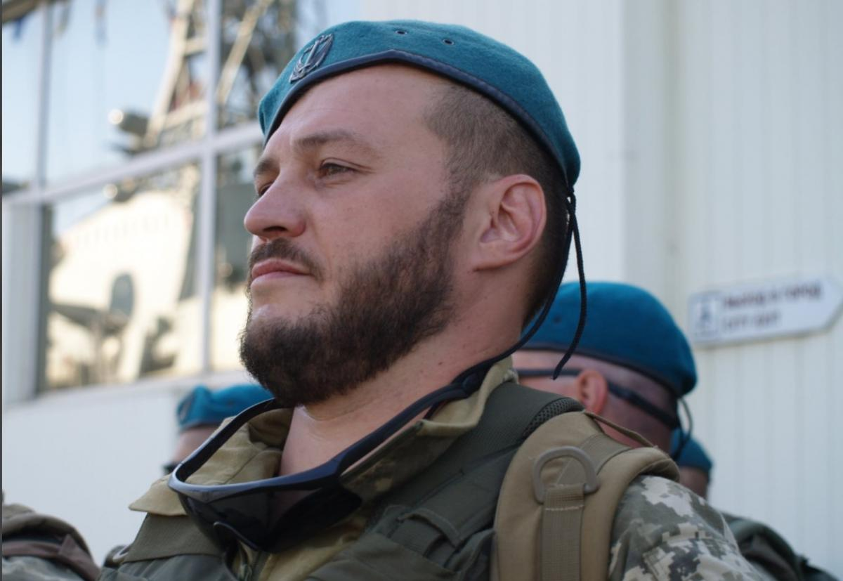 Константин Оверко боролся за жизнь более трех месяцев/ фото503-йотдельныйбатальонморской пехоты в Facebook