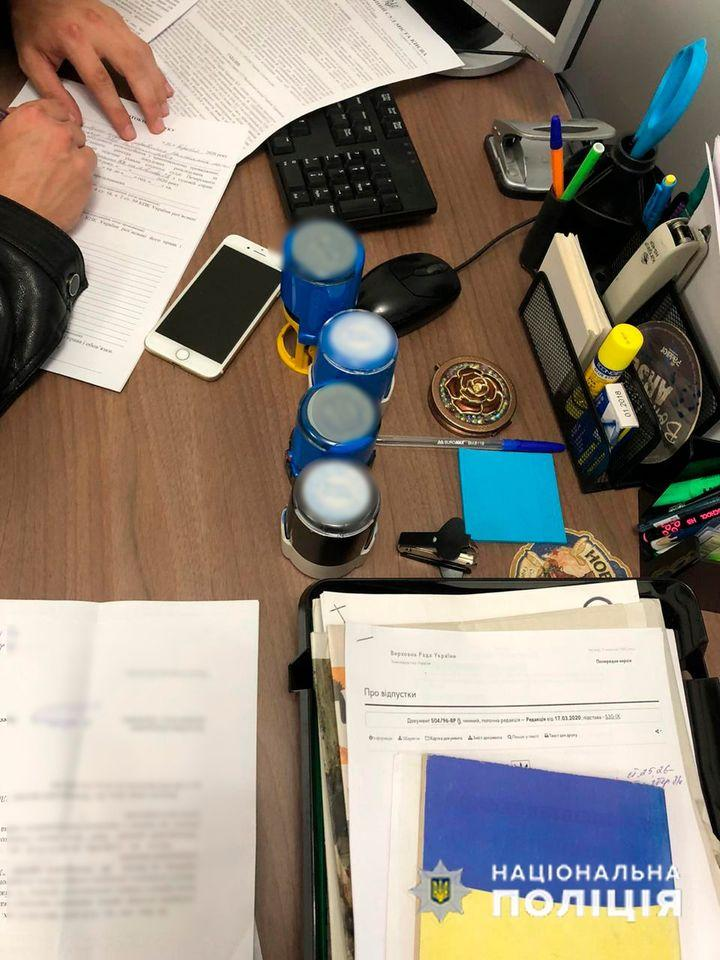 Фото пресс-служба Нацполиции