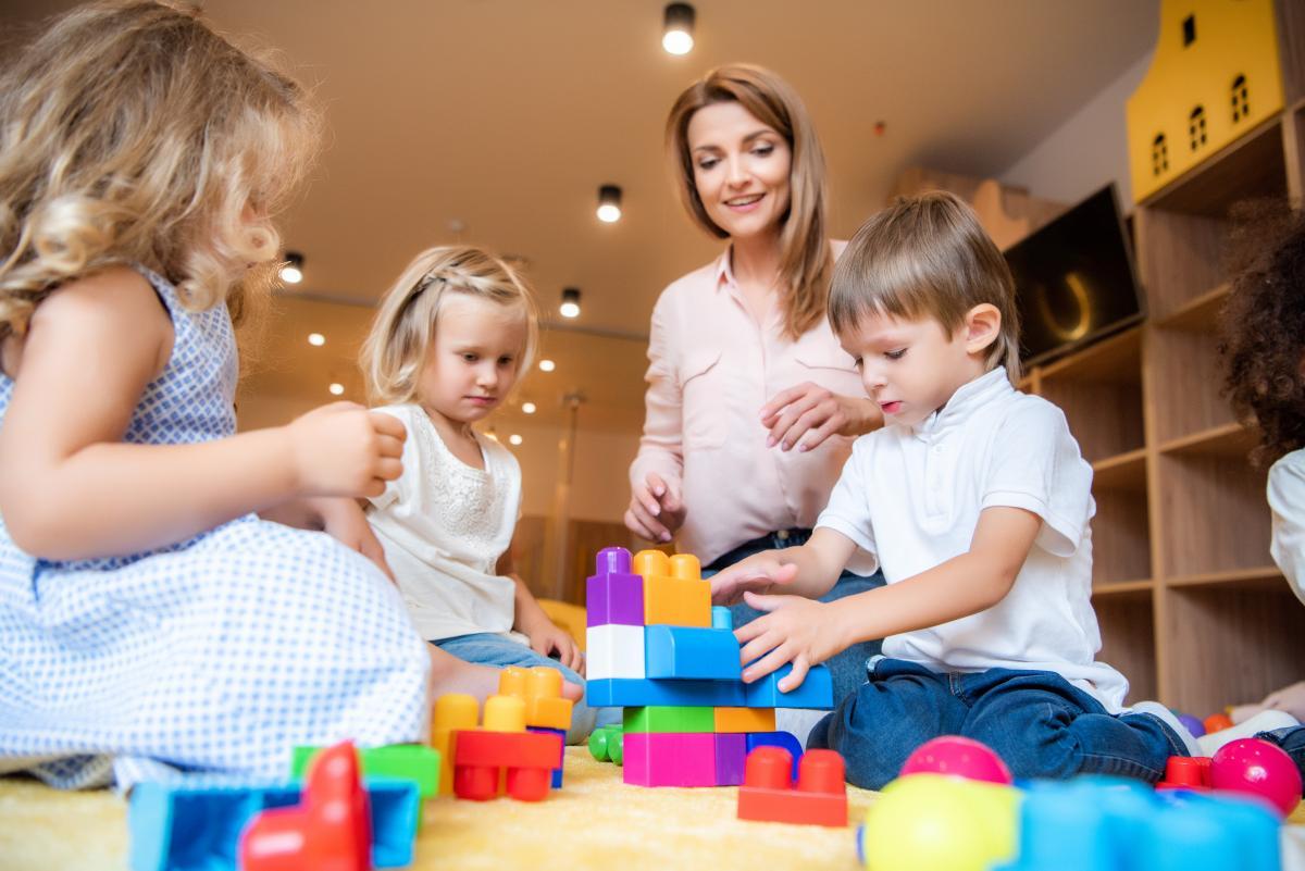 Как записать ребенка в детский сад онлайн / фото ua.depositphotos.com