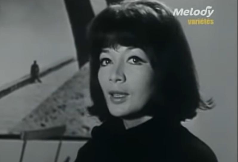 Умерла Жюльетт Греко \ скриншот с видео