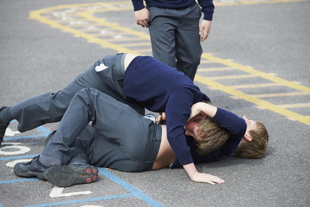 У школі Кривого Рогу сталася серйозна бійка/ фото:ua.depositphotos.com