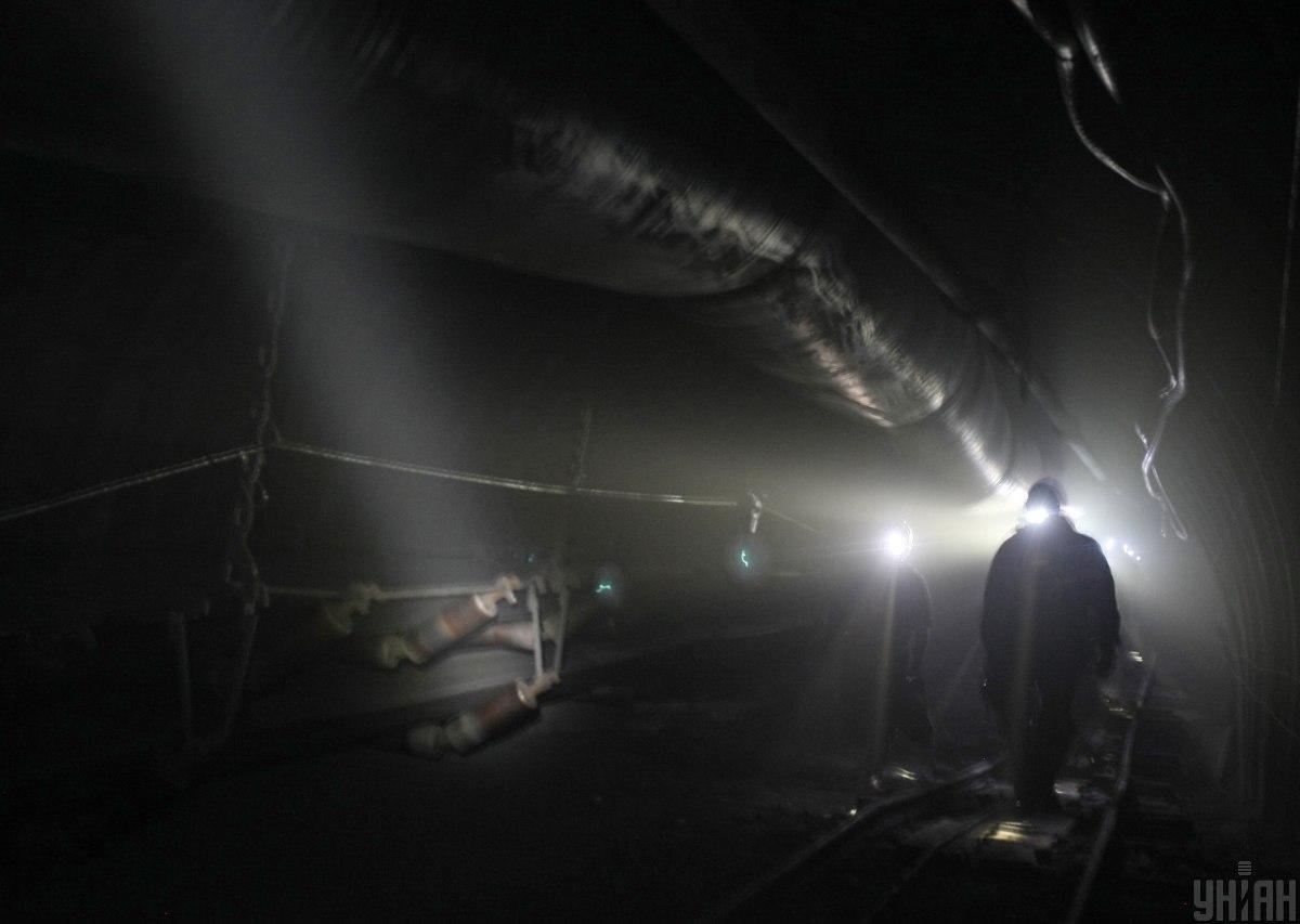Три шахты приступили к работе/ фото УНИАН