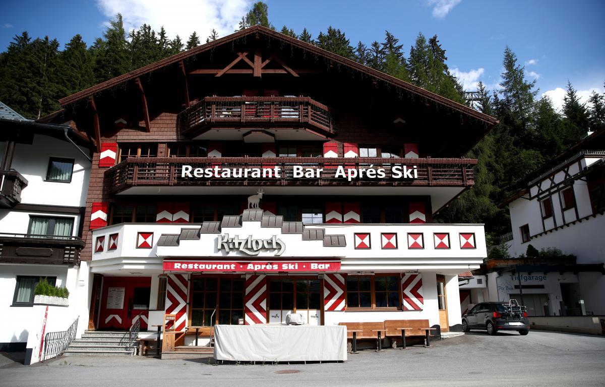 Курорти в Австрії відкриють з обмеженнями / фото REUTERS