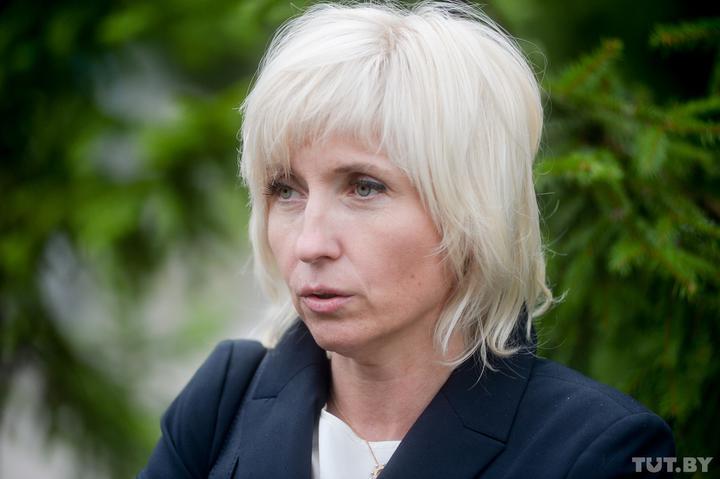 Людмилу Казак задержали в Минске / фото TUT.BY