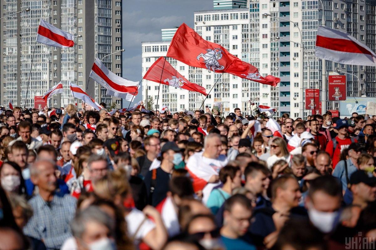 Блогер спрогнозировал, что протесты против Лукашенко продолжатся / фото УНИАН