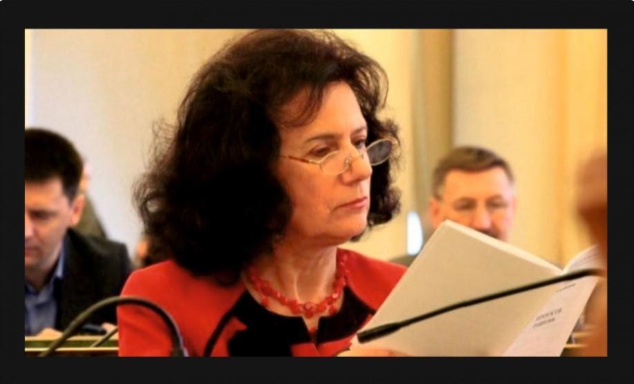 Лисна была депутатом от «Европейской солидарности» / фото Львовский облсовет