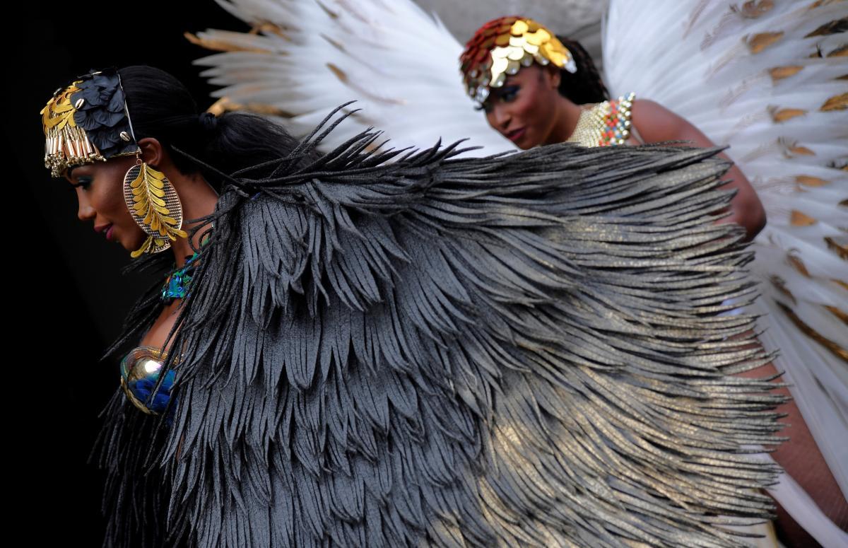Карнавал в Рио-де-Жанейро: организаторы перенесли событие из-за коронавируса / Фото: REUTERS