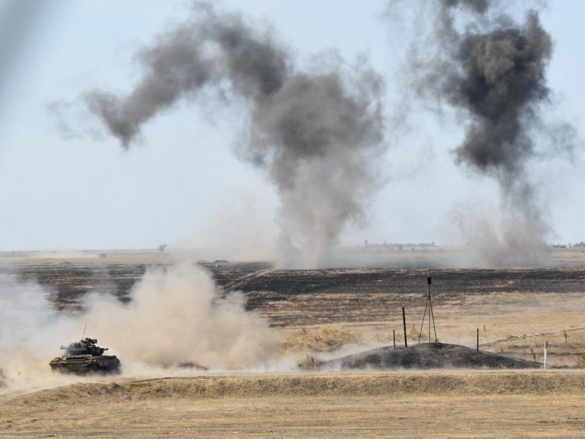 ВСУ готовятся к превентивным авиационным ударам и огневому поражению объектов, расположенных в глубине обороны противника / фото Командованиеобъединенных сил ВС Украины в Facebook